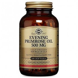 SOLGAR EVENING PRIMROSE OIL 500mg 180cap …