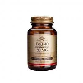 SOLGAR COENZYME Q-10 30mg 60vcaps