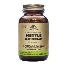SOLGAR NETTLE LEAF EXTRACT 60vcaps