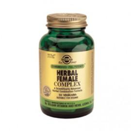 SOLGAR HERBAL FEMALE COMPLEX 50vcaps