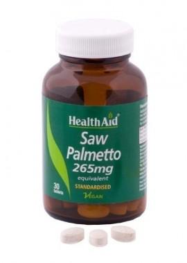 HEALTH AID SAW PALMETTO BERRY EXTR.30tab …
