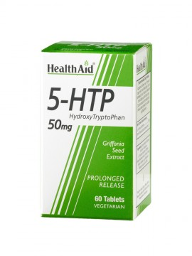 HEALTH AID L-5 HYDROXYTRYPTOPHAN 50mg 60 …