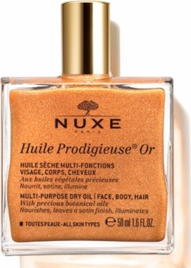 NUXE HUILE PRODIGIEUSE OR ΞΗΡΟ ΛΑΔΙ ΓΙΑ …