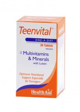 HEALTH AID TEENVITAL 30tabs