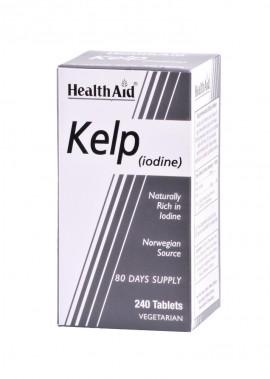 Health Aid KELP (Iodine) 240 tabs