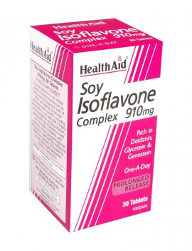 Health Aid Soy Isoflavones Complex 910mg …