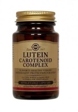 SOLGAR LUTEIN CAROTENOID COMPLEX 30vcaps