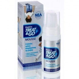 HEDRIN MOUSSE TREAT & GO 100ml