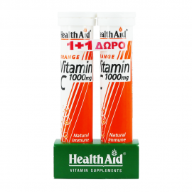 HEALTH AID PROMO VITAMIN C 1000mg ΠΟΡΤΟΚ …