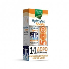 POWER HEALTH HYDROLYTES SPORTS 20 αναβρά …