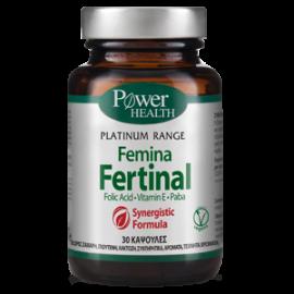 POWER HEALTH PLATINUM FEMINA FERTINAL 30 …