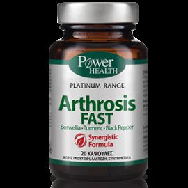 POWER HEALTH PLATINUM ARTHROSIS FAST 20c …
