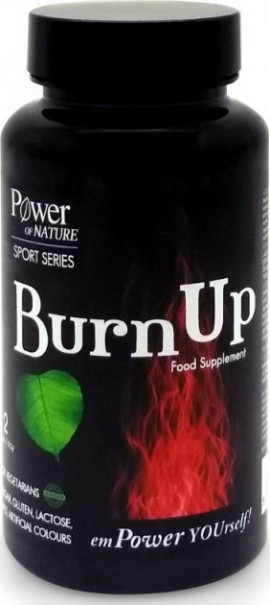 POWER HEALTH BURNUP 60caps