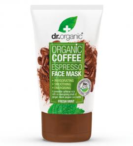 DR. ORGANIC COFFEE ESPRESSO FACE MASK 12 …