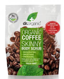 DR. ORGANIC COFFEE MINT BODY SCRUB 200ml