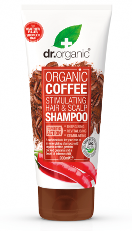 DR. ORGANIC COFFEE SLIM HAIR&SCALP SHAMP …