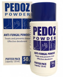 PEDOZ POWDER 50gr