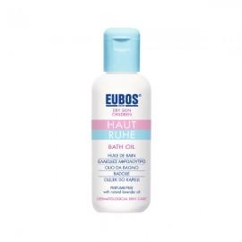 EUBOS HAUTE RUHE BABY BATH OIL 125ml