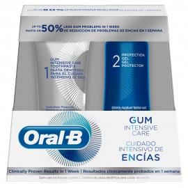 ORAL B GUM INTENSIVE CARE SET 85ml + 63m …