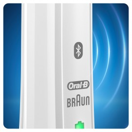 ORAL B SMART 4 4500S ΛΕΥΚΗ