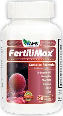 AMS FertiliMax COMPLEX FORMULA 90tabs