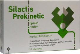 EPSILON HEALTH SILACTIS PROKINETIC 20cap …