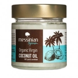 MESSINIAN SPA ORGANIC VIRGIN COCONUT OIL …