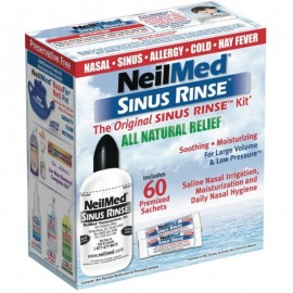 GETREMED NEILMED SINUS RINSE KIT 60φακελ …