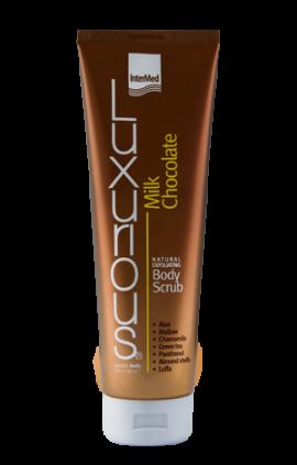 LUXURIOUS BODY SCRUB MILK CHOCOLATE 300m …