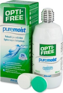 OPTI-FREE PUREMOIST BOTTLE 300ml
