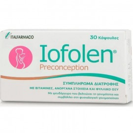 ITALFARMACO IOFOLEN PRECONCEPTION 30caps