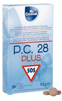 COSVAL P.C PLUS 28 20tabs
