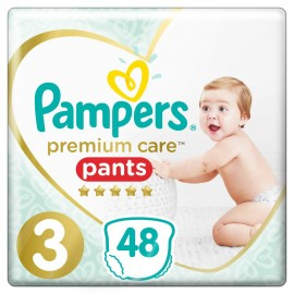 PAMPERS PREMIUM PANTS JUMBO Νο3 (6-11kg) …