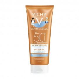VICHY CAPITAL SOLEIL WET SKIN GEL SPF50+ …