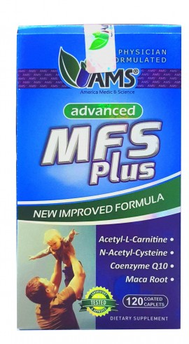 AMS MFS PLUS ADVANCED FORMULA 120caps