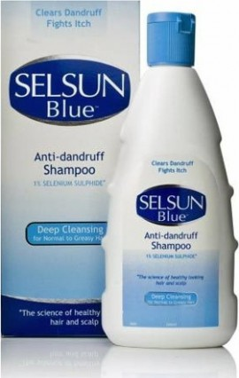 SANOFI SELSUN BLUE SHAMPOO 125ml