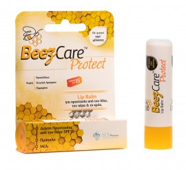 ILS BEEZCARE PROTECT LIPBALM 5.1gr