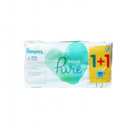 PAMPERS PROMO 1+1 ΔΩΡΟ ΜΩΡΟΜΑΝΤΗΛΑ PURE …