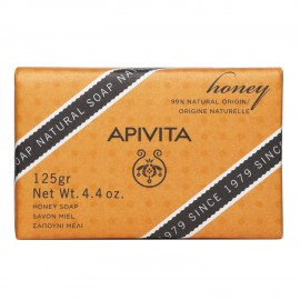 APIVITA NATURAL SOAP ΜΕΛΙ 125gr