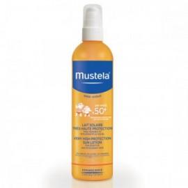 MUSTELA HIGH PROTECT SUN SPRAY SPF50 200 …