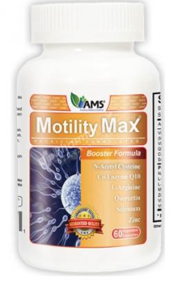 AMS MOTILITY MAX 60vcaps