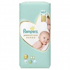 PAMPERS PREMIUM CARE JUMBO No2 (4-8kg) 4 …