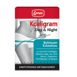 LANES KCALIGRAM DAY & NIGHT 60tabs