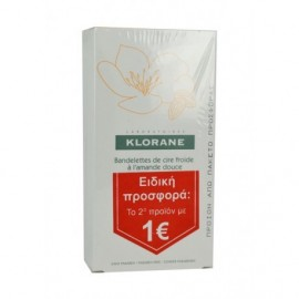 KLORANE PROMO HAIR REMOVAL COLD WAX SMAL …