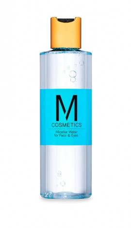 M COSMETICS MICELLAR WATER 200ml