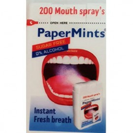 PAPERMINTS MOUTH SPRAY 12ml