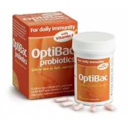 OPTIBAC PROBIOTICS WITH VITAMIN C ΓΙΑ ΤΟ …