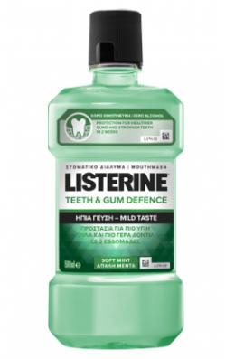 LISTERINE ΣΤΟΜΑΤΙΚΟ ΔΙΑΛΥΜΑ TEETH &GUM M …
