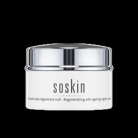 SOSKIN REGENERATING ANTI-AGING NIGHT CRE …