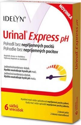 URINAL EXPRESS PH 6φακελίσκοι